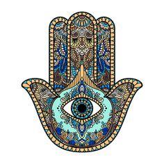 Hamsa Hand Tattoo, Hamsa Art, Hand Tattoos, Tatoos, Hamsa Design, Hamsa Tattoo Design, Symbol Hand, Hand Symbols, Hamsa Symbol
