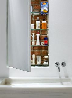 Julian King Architect: Chelsea Medicine Cabinet