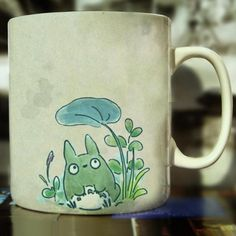 Totoro totoro smallerone mug coffee cup-inAction & Toy Figures from Toys & Hobbies on Aliexpress.com