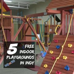 Five Free Indoor Playgrounds In Indianapolis | Indy with Kids
