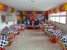 Festa e Agora?: Festa Infantil - Idéias tema Carros #bambinibirthday