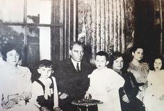 Teoman Özalp Atatürk'ün Teşrif Ettiği Sünnet Düğününü Anlatıyor – MustafaKemâlim