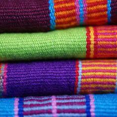 Textiles from Chiapas
