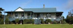 This Australian retreat in Victoria boasts 11 bedrooms and two tennis courts and is priced at $1,750 a night