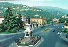 BRESCIA - Piazza Arnaldo da Brescia - 1964