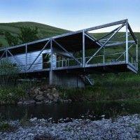 Potlatch River Residence by Paul F. Hirzel