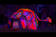 Fillmore the hippy campervan's biome house