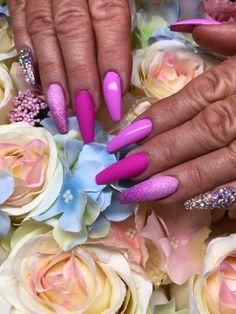 Teliköves, sellőpor, ombre köröm Nails, Beauty, Finger Nails, Ongles, Beauty Illustration, Nail, Nail Manicure