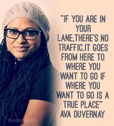 Ava DuVernay Fan