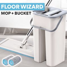 X-type Floor Mop Non Hand Washing Flat Mops 360 Rotating Head For Wood Tile Home Cleaning House Cleaning Tips, Deep Cleaning, Cleaning Hacks, Cleaning Mops, Floor Cleaning, Cleaning Products, Types Of Flooring, Clean Microfiber, Window Cleaner