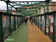 Milano   Porta Genova - Il ponte icona di via Tortona che fine farà? - Urbanfile Blog Milano, Bella, Future