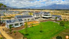 A 36kW Glass on Glass Solar Panel instalaltion completed in Val de Vie, outside of Cape Town in South Africa Solar Power Energy, Solar Power System, Solar Panel Installation, Solar Panels, Cape Town South Africa, Panel Systems, Day And Time, Homes, Mansions