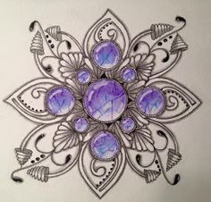 Molly Bee's Attic: Doodle Jewels
