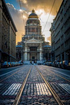 Palais de Justice - Brussels