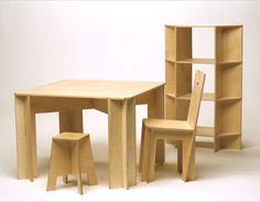 Dry furniture - design Tommaso Colia | www.disegnouno.com