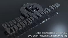 Lens Distortion, Maxon Cinema 4d, After, Bookmarks, 3d, Make It Happen, Thanks, Pictures, Marque Page