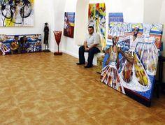 Inside the artist's studio: Fadi Daoud
