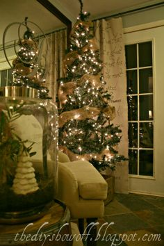 DIY Holiday Highlights ~ My Home for the Holidays