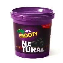 Açaí FROOTY natural pote 1.02kg