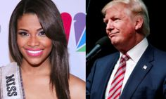 10/13/16 - Former Miss Teen USA: I Was Told 'Trump Doesn't Like Black People'