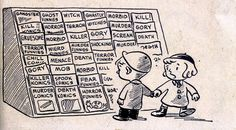 Li'l Folks, by Charles Schulz, circa 1948 This site is an encyclopedia of cartoon artist. It's Awesome! Pooped My Pants, Charles Shultz, Comic Artist, Funny Comics, First Love, Horror, Snoopy, Cartoon, History