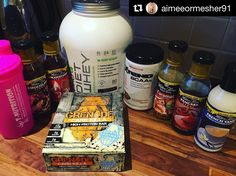 #Repost @aimeeormesher91 with @repostapp  Thank you to @tnutrition for all my goodies  fully stocked up with everything I need to keep my diet on track  I am now proud to be a brand ambassador and part of the T Nutrition team  please keep your eyes peeled over the next couple of days to take advantage of my discount code  #carbkilla #bcaas #xtendbcaas #phddietwhey #supplements #wheyprotein #waldenfarms #tnutrition - www.t-nutrition.com Bodybuilding Supplements and Sports Nutrition