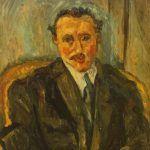 Russian expressionist painter Chaim Soutine, Khaim Sutin, great artist, Russian, Modigliani, genius, Paris, portraits, coffin, Picasso, colors, portraits