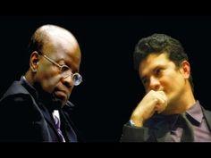 Ex- Ministro Joaquim Barbosa do STF revela a verdade sobre Juiz Sergio Moro