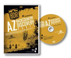 DVD - Arizona Backcountry Discovery Route Expedition Documentary (AZBDR) - Touratech-USA