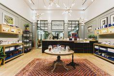 Murdock Soho Salon by Erik Munro, London – UK » Retail Design Blog