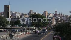 View of downtown Cordoba, Argentina ~ Stock Video Bus Terminal, Video Footage, Stock Video, Stock Footage, Videos, Street View, Cordoba, Argentina