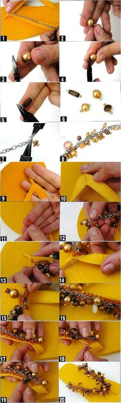 DIY  Ojotas ♻ Tutorial