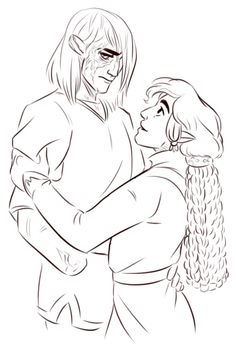 Let's see... Fingon or Maedhros? 8) idahlart idahlart said: Both. Never separate these two.