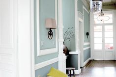 Wall Panelling.