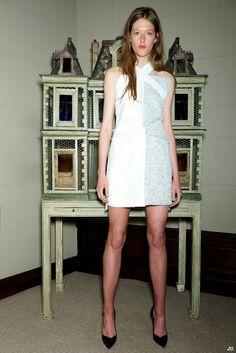 Vestidos formales para mujeres delgadas | Vestidos de moda 2015