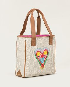 Consuela - Kir Royale Classic Tote, Bon Voyage Collection, $210.00
