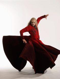Get Out: 'Dracula' ballet - Washington Times (October 19, 2012)