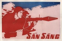 Vietnamese Propaganda Poster  http://www.vnpropaganda.com