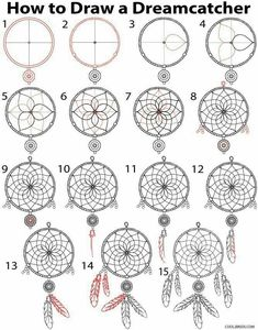 33 trendy diy dream catcher step by step how to make pictures 33 t. 33 trendy diy dream catcher step by step how to make pictures 33 t… 33 trendy diy Grand Dream Catcher, Large Dream Catcher, Dream Catcher Boho, Dream Catcher Mandala, Homemade Dream Catchers, Making Dream Catchers, Dream Catcher Drawing, Dream Catcher Painting, Dream Drawing