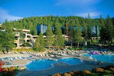 Resort at Squaw Creek  Tahoe City, CA