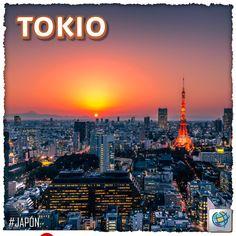 Por su sorprendente cultura, por su animada vida nocturna, por probar su exótica gastronomía, por convivir con 35 millones de personas o por ir de compras en una de las ciudades más apropiadas para ello, cualquier razón es buena para viajar a#Tokio. Compra online enhttp://pe.costamar.com/