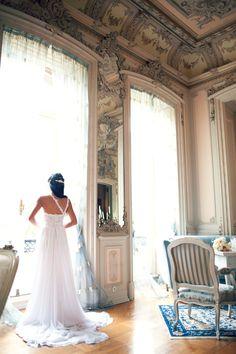 Wedding Dress, Pestana Palace.