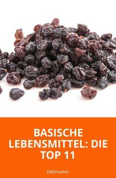 Basische Lebensmittel: Die Top 11   eatsmarter.de
