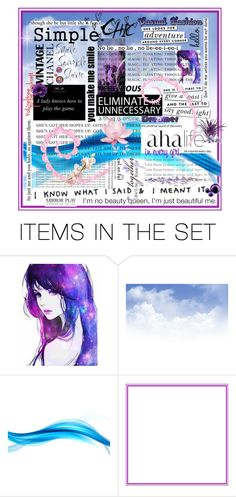 """""""aha life, word art"""" by caroline-buster-brown ❤ liked on Polyvore featuring art"""