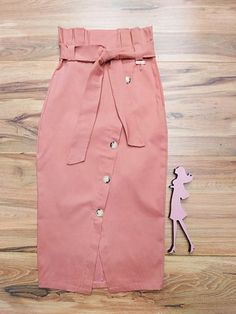 Waist Skirt, High Waisted Skirt, Detroit, Skirts, Clothes, Fashion, Pretty Outfits, Stylish Clothes, Chambray Dress