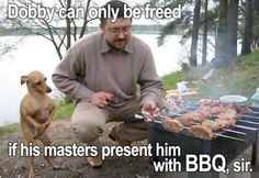 Doby Thanks Master For The BBQ funny dogs jokes dog puppy pets pet lol puppies humor funny pictures funny animals funny images Funny Shit, Funny Cute, The Funny, Funny Stuff, Daily Funny, That's Hilarious, Freaking Hilarious, Crazy Funny, Memes Humor