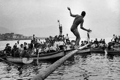 Festa dell'Assunta, Aspra (Bagheria), 1964 © Ferdinando Scianna