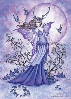 Fairy Art Artist Amy Brown: The Official Online Gallery. Fantasy Art, Faery Art, Dragons, and Magical Things Await. Elves Fantasy, Fantasy Art, Fantasy Fairies, Faerie Tattoo, Amy Brown Fairies, Dark Fairies, Fairy Drawings, Unicorns And Mermaids, Fairy Pictures