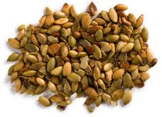 Seasoned Salt Pumpkin Seeds Recipe