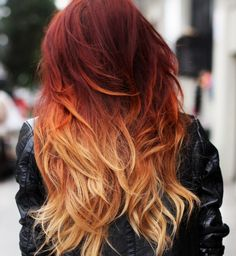 fire ombre-